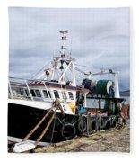 New Seeker - Lyme Regis Fleece Blanket