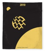 No365 My 2010 Minimal Movie Poster Fleece Blanket