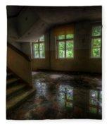 Old Reflections Fleece Blanket