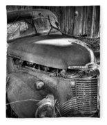 Old Truck Fleece Blanket