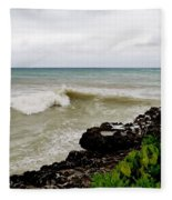On Shore Fleece Blanket