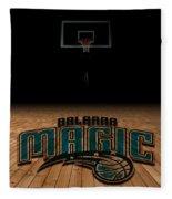 Orlando Magic Fleece Blanket