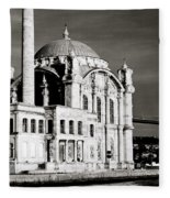 Ortakoy Fleece Blanket
