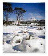 Overland Track Fleece Blanket