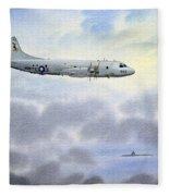 P-3 Orion Fleece Blanket