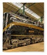 Pa Diesel Electric 4935 Fleece Blanket