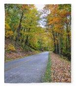 Parkway Fleece Blanket