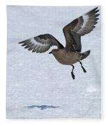 Patrolling... Fleece Blanket