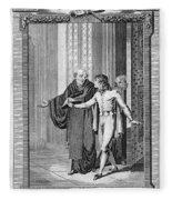 Perkin Warbeck (c1474-1499) Fleece Blanket
