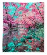 Pike River Fleece Blanket