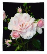 Pretty In Pink Fleece Blanket