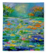 Pond 454190 Fleece Blanket