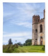 Powderham Castle Fleece Blanket