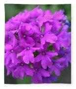 Purely Purple Fleece Blanket