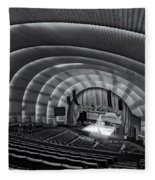 Radio City Music Hall Theatre Fleece Blanket