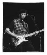 Musician Richard Thompson Fleece Blanket