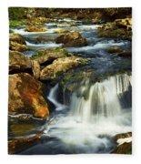 River Rapids Fleece Blanket