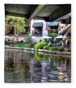 Riverwalk Fleece Blanket