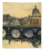 Rome Fleece Blanket
