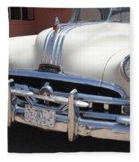 Route 66 - Classic Car Fleece Blanket
