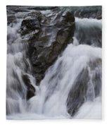 Run River Run 3 Fleece Blanket