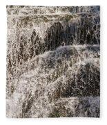 Running Water Fleece Blanket