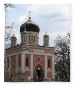 Russian Church Fleece Blanket