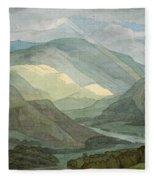 Rydal Water Fleece Blanket