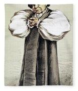 Samuel Wilberforce (1805-1873) Fleece Blanket