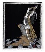 Scheherazade Fleece Blanket