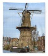Schiedam Fleece Blanket
