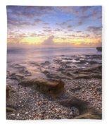 Seashells Fleece Blanket