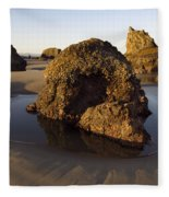 Seastacks Fleece Blanket