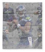 Seattle Seahawks Team Fleece Blanket