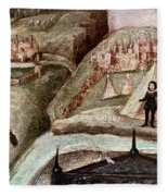 Sir Henry Unton (c1557-1596) Fleece Blanket