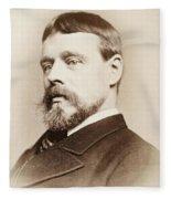 Sir Lawrence Alma-tadema (1836-1912) Fleece Blanket