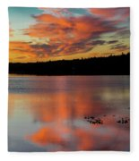 Skilak Lake, Alaska, The Aleutian Fleece Blanket