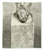 Socrates Fleece Blanket