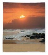 Song Of The Sea Fleece Blanket