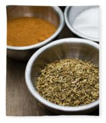 Spices Fleece Blanket