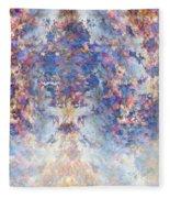 Spiritual Torrents Fleece Blanket