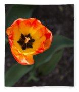 Spring Flowers No. 10 Fleece Blanket