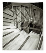 Staircase Fleece Blanket