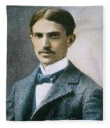 Stephen Crane (1871-1900) Fleece Blanket