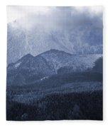 Stormy Peak Fleece Blanket