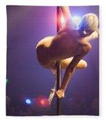Strippers Club  Fleece Blanket