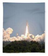 Sts-132, Space Shuttle Atlantis Launch Fleece Blanket
