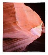 Sunlit Canyon Fleece Blanket