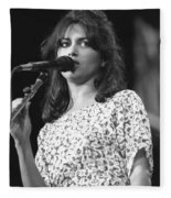 Susanna Hoffs Fleece Blanket
