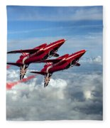 Synchro Pair Fleece Blanket